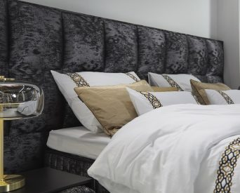 Luxury Bedding Company header